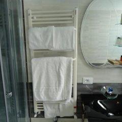 Отель Spiaggia Marconi Римини ванная