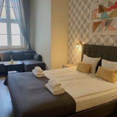 Отель Black Swan House Польша, Гданьск - отзывы, цены и фото номеров - забронировать отель Black Swan House онлайн комната для гостей фото 4