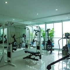 Отель Chanalai Romantica Resort Kata Beach - Adult Only фитнесс-зал