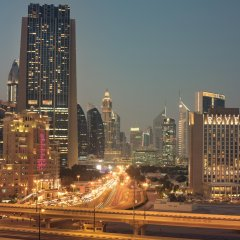 Отель Rove Downtown Dubai фото 2
