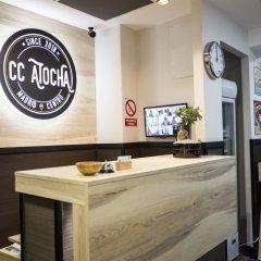 Отель Hostal CC Atocha Испания, Мадрид - отзывы, цены и фото номеров - забронировать отель Hostal CC Atocha онлайн интерьер отеля