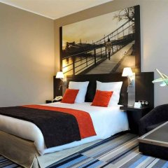 Отель Mercure Wroclaw Centrum Польша, Вроцлав - отзывы, цены и фото номеров - забронировать отель Mercure Wroclaw Centrum онлайн комната для гостей