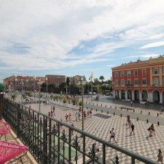 Отель Massena-Dream балкон
