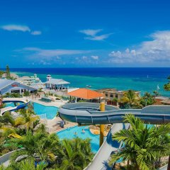 Отель Beaches Ocho Rios A Spa, Golf & Waterpark Resort балкон
