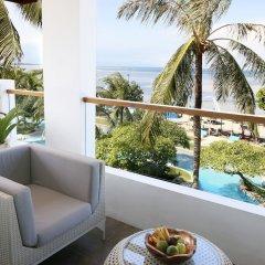 Отель Nikko Bali Benoa Beach Индонезия, Бали - отзывы, цены и фото номеров - забронировать отель Nikko Bali Benoa Beach онлайн балкон