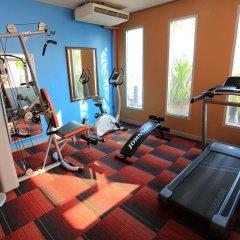 Karnmanee Palace Hotel фитнесс-зал фото 4