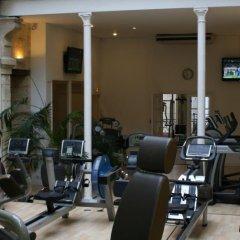 Quality Hotel Bordeaux Centre фитнесс-зал фото 2