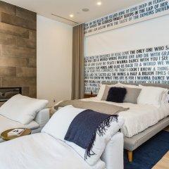 Отель Sycamore Villa США, Лос-Анджелес - отзывы, цены и фото номеров - забронировать отель Sycamore Villa онлайн комната для гостей