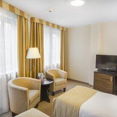 Отель Qubus Hotel Wroclaw Польша, Вроцлав - 1 отзыв об отеле, цены и фото номеров - забронировать отель Qubus Hotel Wroclaw онлайн комната для гостей фото 2