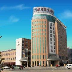 Hantang International Hotel вид на фасад фото 4