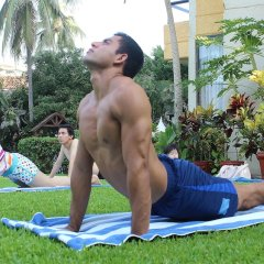 Отель Fontan Ixtapa Beach Resort фитнесс-зал фото 2
