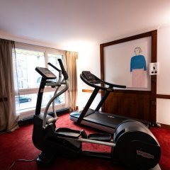 Отель The Ambassador Швейцария, Женева - отзывы, цены и фото номеров - забронировать отель The Ambassador онлайн фитнесс-зал фото 3