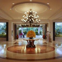 Отель Shangri-La's Mactan Resort & Spa интерьер отеля фото 2