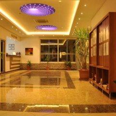 Grand Atilla Hotel Турция, Аланья - 14 отзывов об отеле, цены и фото номеров - забронировать отель Grand Atilla Hotel онлайн интерьер отеля