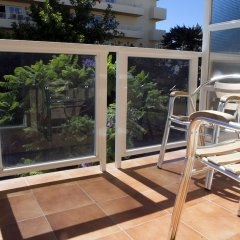 Отель Itaca Fuengirola балкон