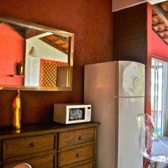Отель Villa Mercedes Adults Only Пуэрто-Вальярта сейф в номере