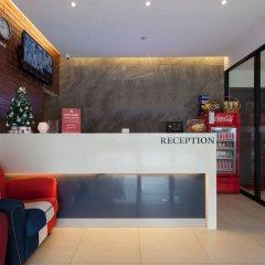 Отель ZEN Rooms Titiwangsa Sentral Малайзия, Куала-Лумпур - отзывы, цены и фото номеров - забронировать отель ZEN Rooms Titiwangsa Sentral онлайн интерьер отеля фото 3