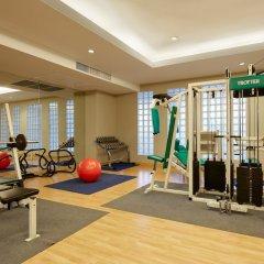 Отель B.U. Place Бангкок фитнесс-зал фото 3
