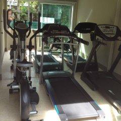 Отель Benjamas Place фитнесс-зал фото 3