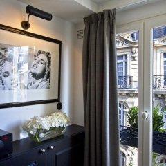 Отель Les Suites Parisiennes Франция, Париж - отзывы, цены и фото номеров - забронировать отель Les Suites Parisiennes онлайн комната для гостей фото 4