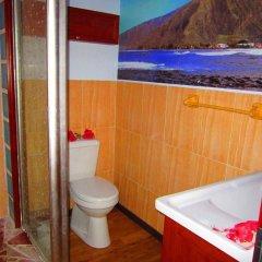 Отель Tahiti Surf Beach Paradise ванная