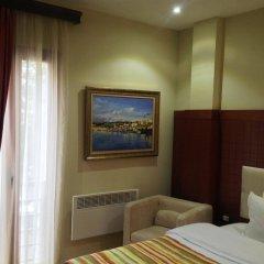 City Hotel Tirana комната для гостей фото 3