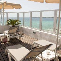 Отель Voramar пляж