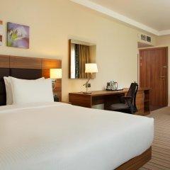 Гостиница Hilton Garden Inn Moscow Новая Рига комната для гостей фото 3