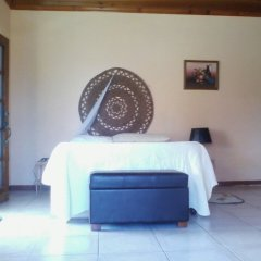 Отель Dolphin Bay Yoga Guest House Ямайка, Порт Антонио - отзывы, цены и фото номеров - забронировать отель Dolphin Bay Yoga Guest House онлайн комната для гостей фото 3