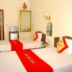 Отель Nhu Phu Hotel Вьетнам, Хюэ - отзывы, цены и фото номеров - забронировать отель Nhu Phu Hotel онлайн балкон