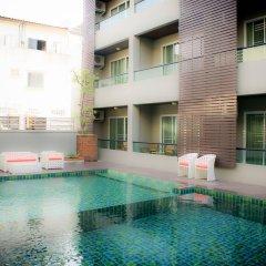 Отель Double D Boutique Residence бассейн фото 3