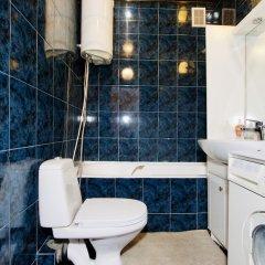 Гостиница LUXKV Apartment on Gnezdnikovskiy в Москве отзывы, цены и фото номеров - забронировать гостиницу LUXKV Apartment on Gnezdnikovskiy онлайн Москва ванная