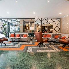 Отель Exe Cristal Palace Испания, Барселона - 12 отзывов об отеле, цены и фото номеров - забронировать отель Exe Cristal Palace онлайн интерьер отеля фото 3