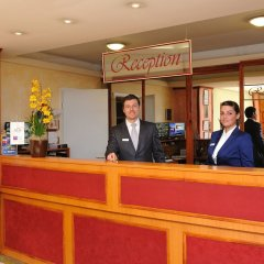 Atlas City Hotel интерьер отеля