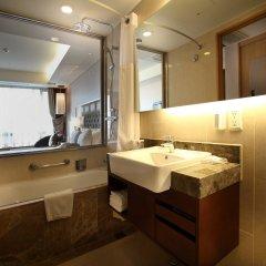 Отель Koreana Hotel Южная Корея, Сеул - 2 отзыва об отеле, цены и фото номеров - забронировать отель Koreana Hotel онлайн ванная