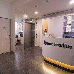 Отель Bunc @ Radius Clarke Quay спа