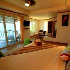 Отель Pinnacle Koh Tao Resort комната для гостей