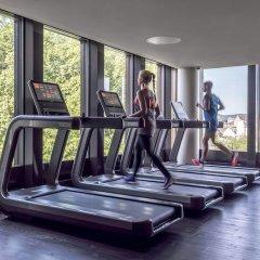 Zurich Marriott Hotel фитнесс-зал фото 3