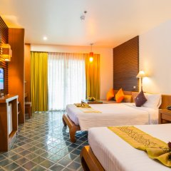 The Royal Paradise Hotel & Spa 4* Улучшенный номер с различными типами кроватей фото 2