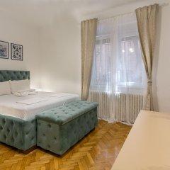 Отель Dositej Apartment Сербия, Белград - отзывы, цены и фото номеров - забронировать отель Dositej Apartment онлайн комната для гостей фото 2
