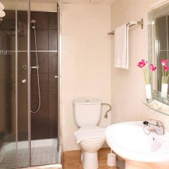 Отель MH Apartments Plaza Испания, Барселона - отзывы, цены и фото номеров - забронировать отель MH Apartments Plaza онлайн ванная