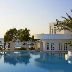 Отель Thalassa Seaside Resort бассейн фото 3