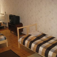 Хостел Омега комната для гостей фото 3