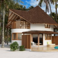 Отель Cinnamon Dhonveli Maldives-Water Suites спа