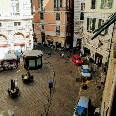 Отель Casa Acquario Acqua Marina Италия, Генуя - отзывы, цены и фото номеров - забронировать отель Casa Acquario Acqua Marina онлайн балкон