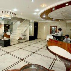 Отель Chanchal Continental Индия, Нью-Дели - отзывы, цены и фото номеров - забронировать отель Chanchal Continental онлайн интерьер отеля фото 3