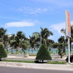 Отель Gold Oceanus Нячанг пляж фото 2