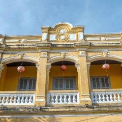 Отель House Backpackers Вьетнам, Хойан - отзывы, цены и фото номеров - забронировать отель House Backpackers онлайн вид на фасад фото 2