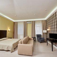 Отель Medical Тюмень комната для гостей фото 3