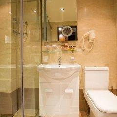 Отель Nairi SPA Resorts Hotel Армения, Анкаван - отзывы, цены и фото номеров - забронировать отель Nairi SPA Resorts Hotel онлайн ванная